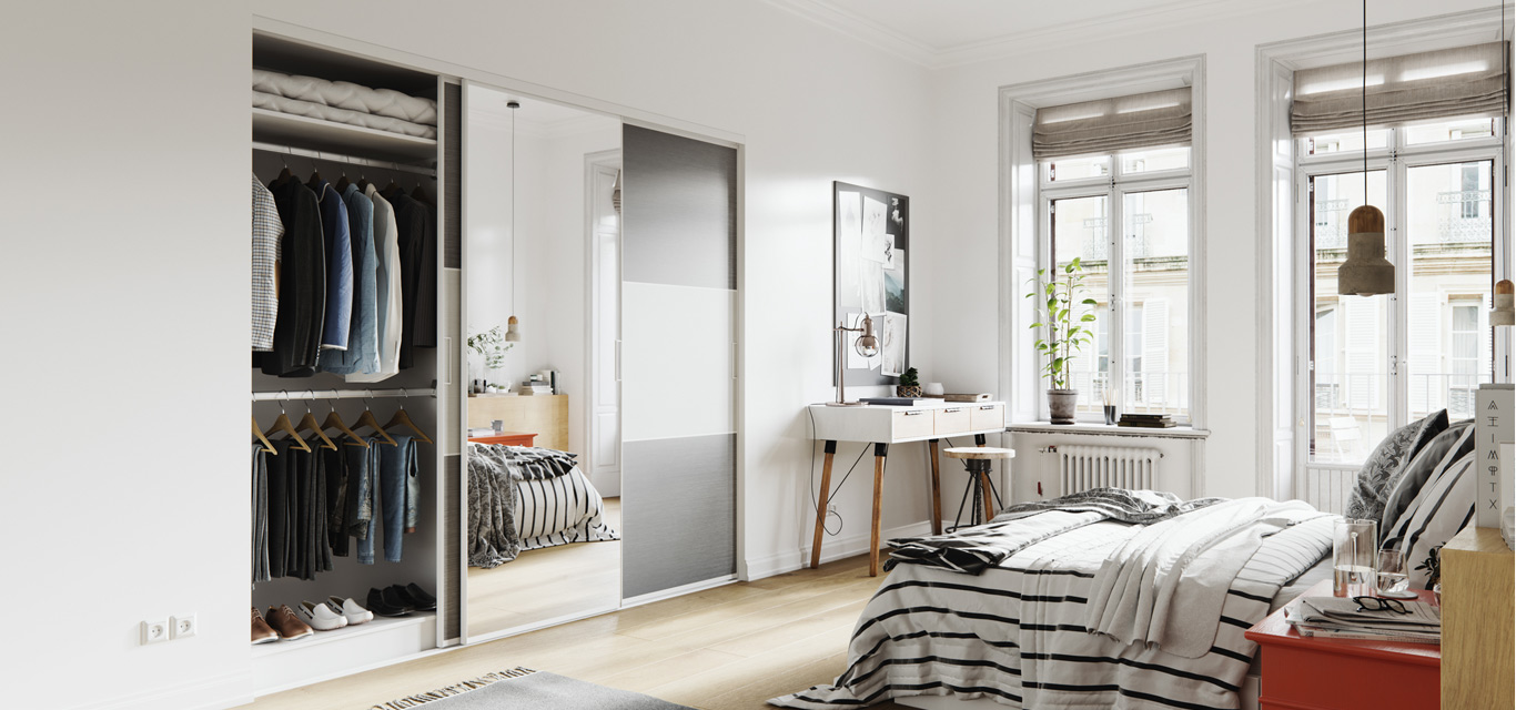 placard coulissant chambre