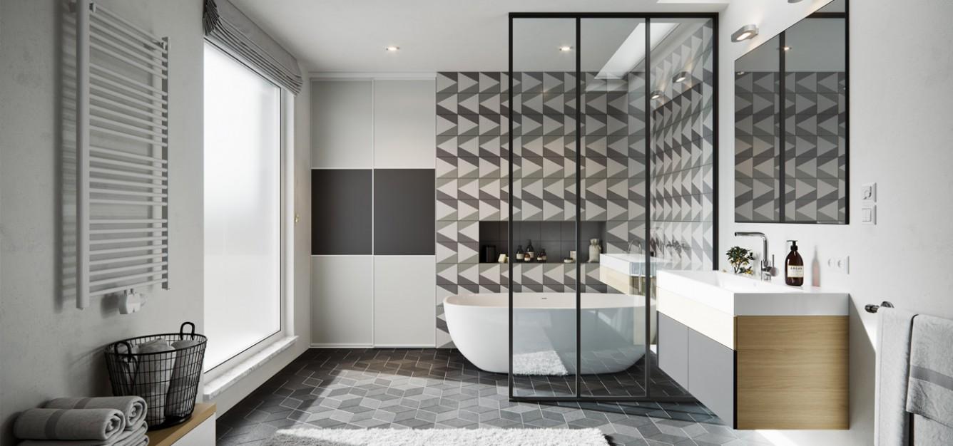 Verrière Salle de bain : Créez votre Verrière Atelier pour la