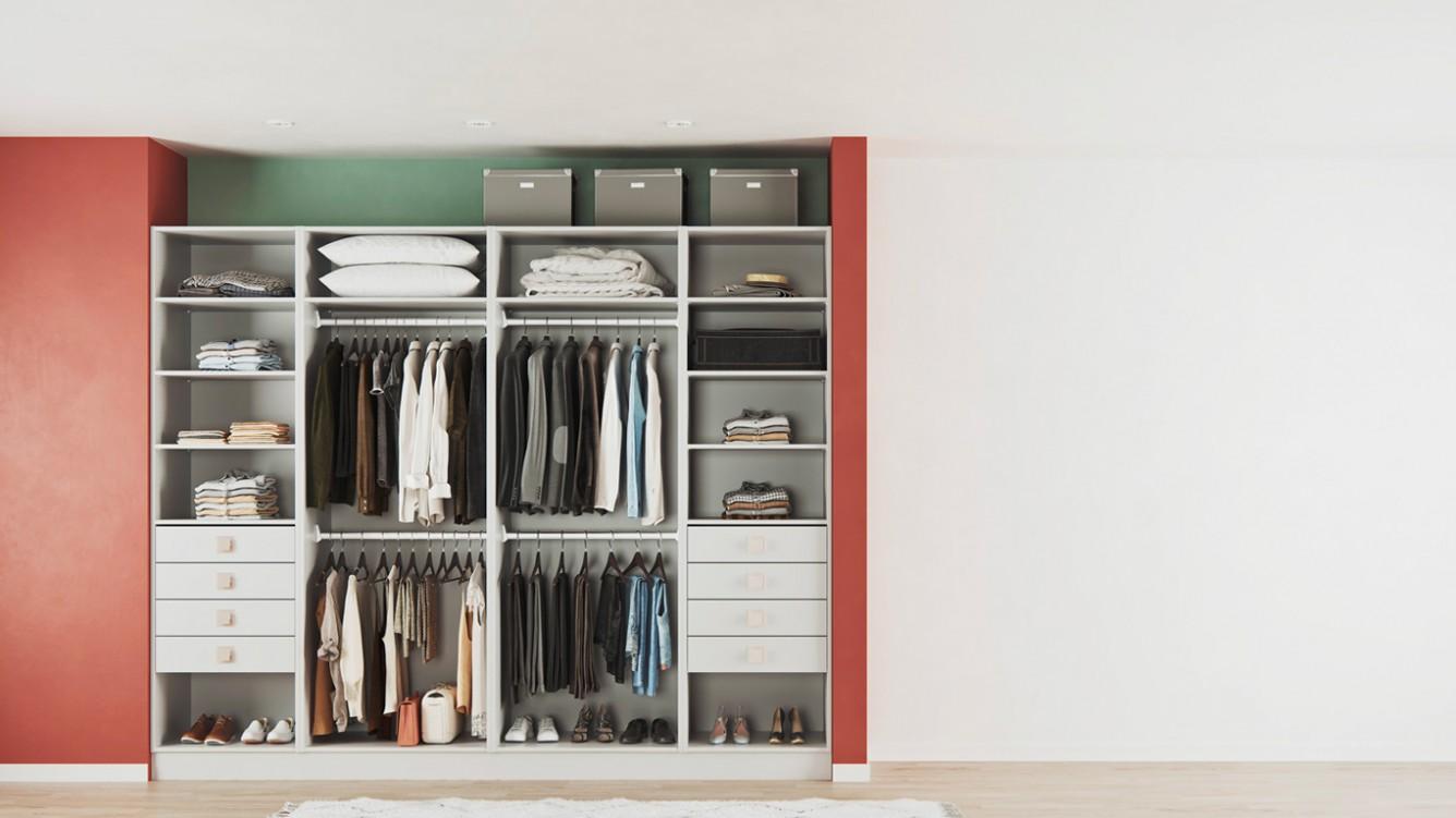 Meuble Dressing Pas Cher meubles sur mesure : du dressing au placard   centimetre
