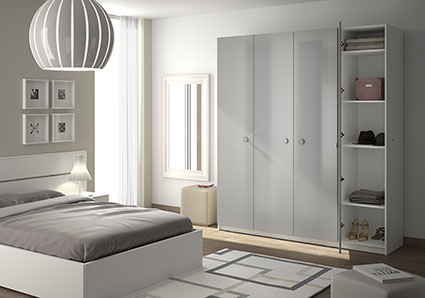 armoire dressing sur mesure. Black Bedroom Furniture Sets. Home Design Ideas