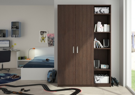 armoire de rangement penderie sur mesure. Black Bedroom Furniture Sets. Home Design Ideas