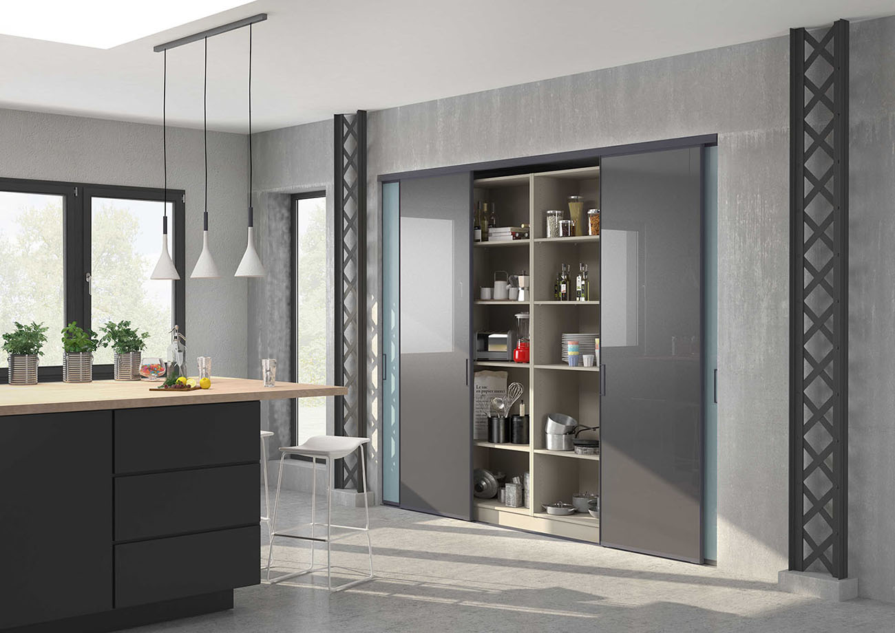 placard de cuisine et am nagements sur mesure centimetre. Black Bedroom Furniture Sets. Home Design Ideas