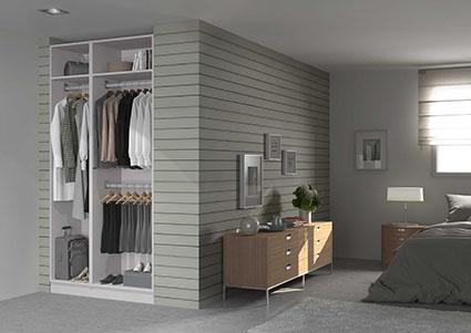 placard dressing le rangement chic pratique centimetre. Black Bedroom Furniture Sets. Home Design Ideas