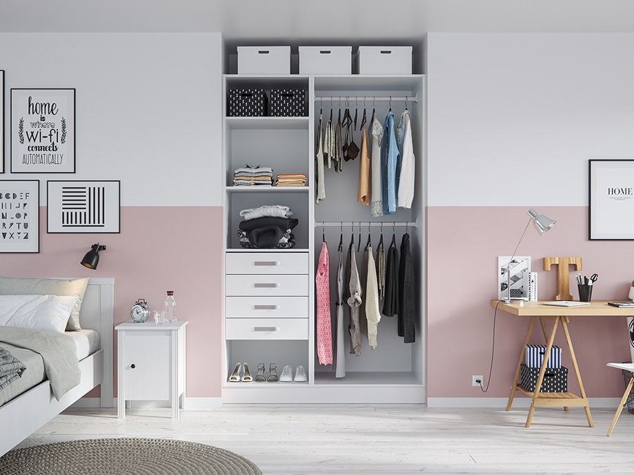 Amenagement Chambre Ikea | Simple Gallery Of Meuble Chambre Ikea ...