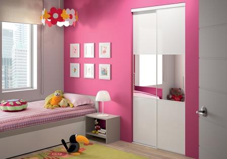 Portes de placard coulissantes de chambre sur mesure - Modele chambre enfant ...